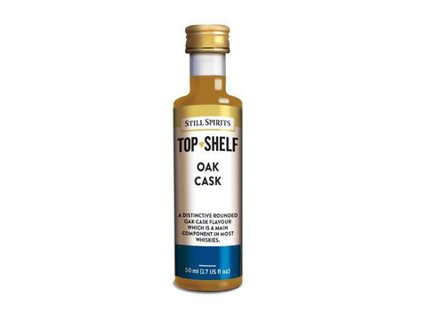 Top Shelf Note - Oak Cask