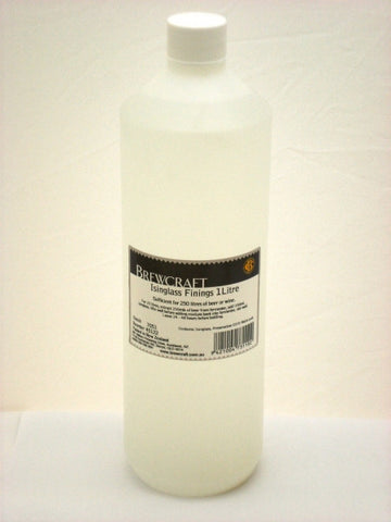 Isinglass Finings 1L