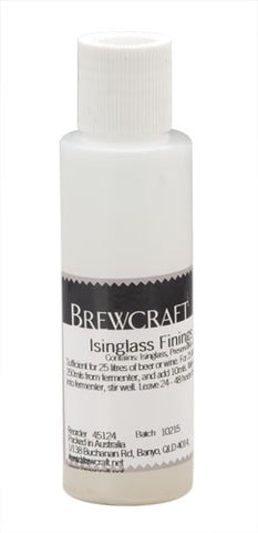 Isinglass Finings 100ml