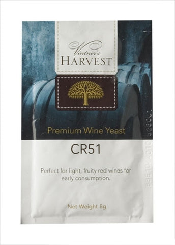 Yeast CR51 - Vintner's Harvest