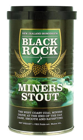 Black Rock - Miners Stout