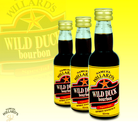 Samuel Willard's Gold Star Wild Duck
