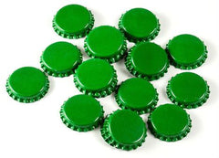Crown Seals - 250pk Green