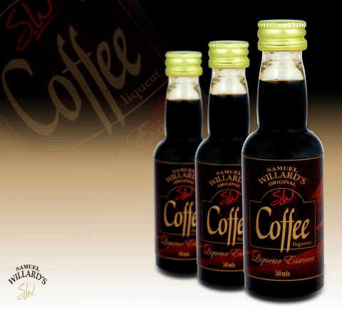 Samuel Willard's Original Coffee Liqueur
