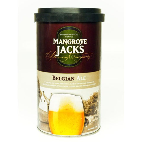 Mangrove Jack's International Belgian Ale