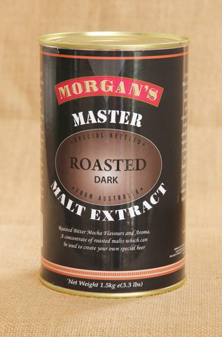 Morgans Master Malts Roasted 1.5kg