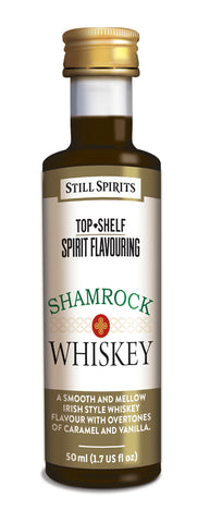 Top Shelf Spirit - Shamrock Whiskey