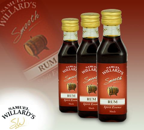 Samuel Willard's Smooth Rum