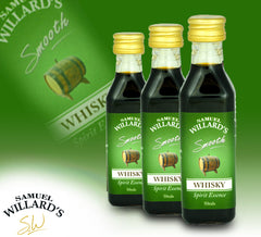 Samuel Willard's Smooth Whisky