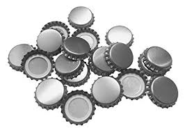 Crown Seals 250pk Silver