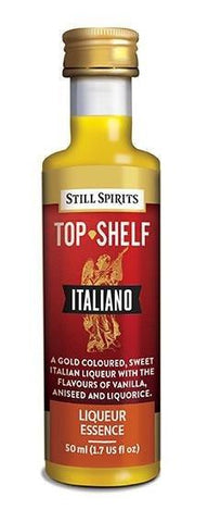 Top Shelf Liqueur - Italiano