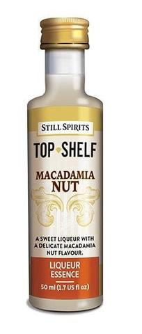 Top Shelf Liqueur - Macadamia Nut