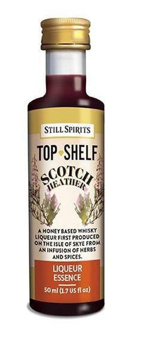 Top Shelf Liqueur - Honey Spiced Whiskey