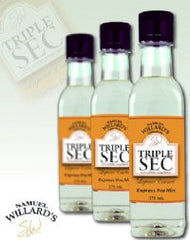 Samuel Willard's Pre-Mix Triple-Sec
