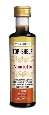 Top Shelf Liqueur - Amaretto