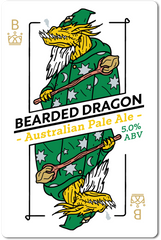 All in Brewing FWK- Bearded Dragon - Australian Pale Ale
