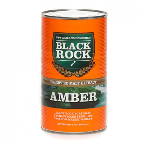 Black Rock - Malt - Amber Unhopped