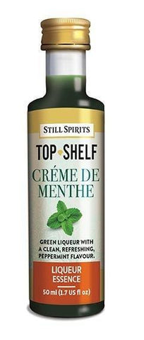 Top Shelf Liqueur - Creme de Menthe