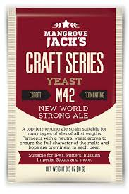 Mangrove Jack Yeast - New World Strong Ale M42