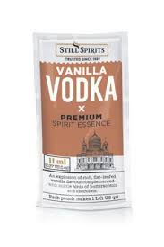 Vodka Shots Vanilla - Still Spirits