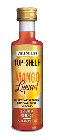 Top Shelf Liqueur - Mango