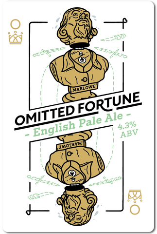 All in Brewing FWK  - Omitted Fortune - English Pale Ale