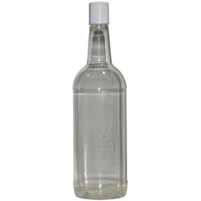 PET Spirit Bottle & Cap 1125ml (1.125 Litre)