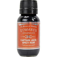 Edwards Spirit Essences - Captain Jack Spicy Rum