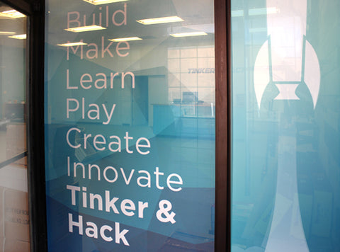 Tinker & Hack store