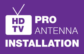 HD TV Antenna Installation