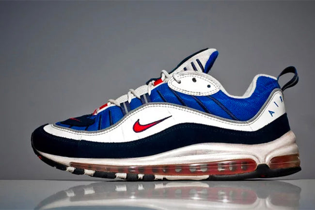 Nike Air Max 98 Gundam Reissue 2018