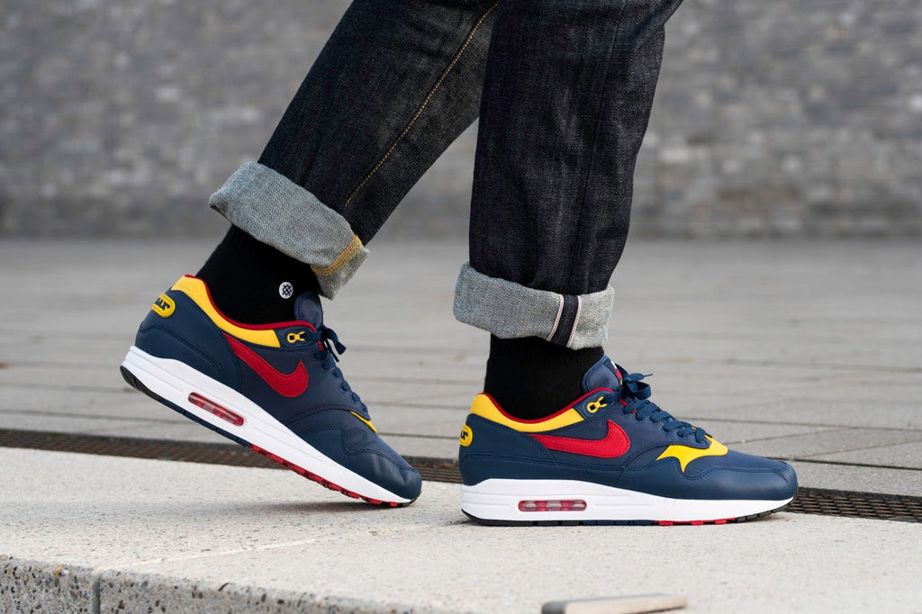 "Nike Air Max 1 ""93 Logo"" Pack"