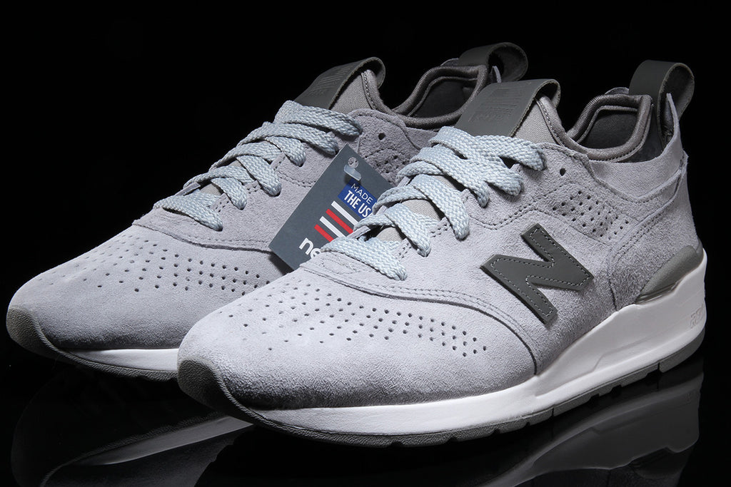 New Balance 997R Deconstructed