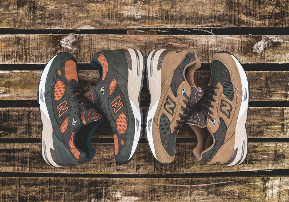 New Balance release two new colourways in 991