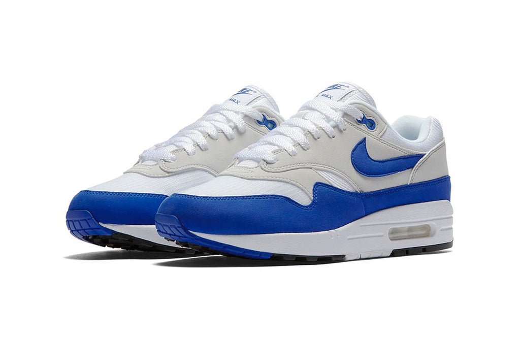 Air Max 1 'Royal' restock in October
