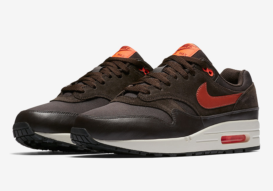 Nike Air Max 1 Dark Brown