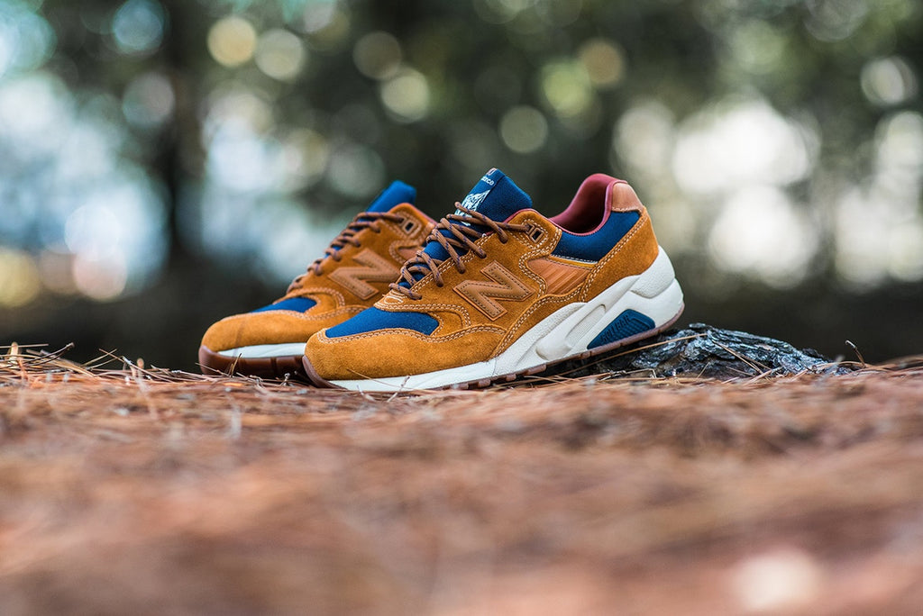 a New balance 580 for Autumn