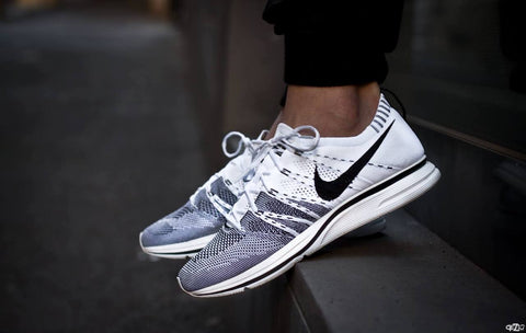Nike's first shoe to Use Flyknit is making a comeback to the shelves this  summer with a rumoured drop each month in a new c/w. Starting off the  coveted ...