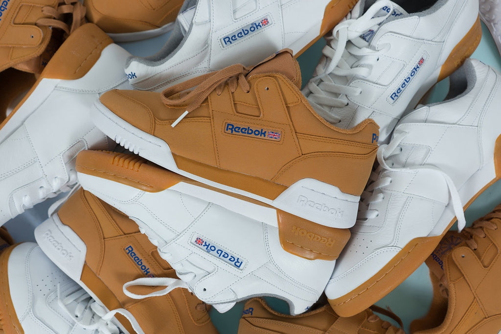 Reebok X Packer shoes 'Reverse Tan' Workout Low Plus