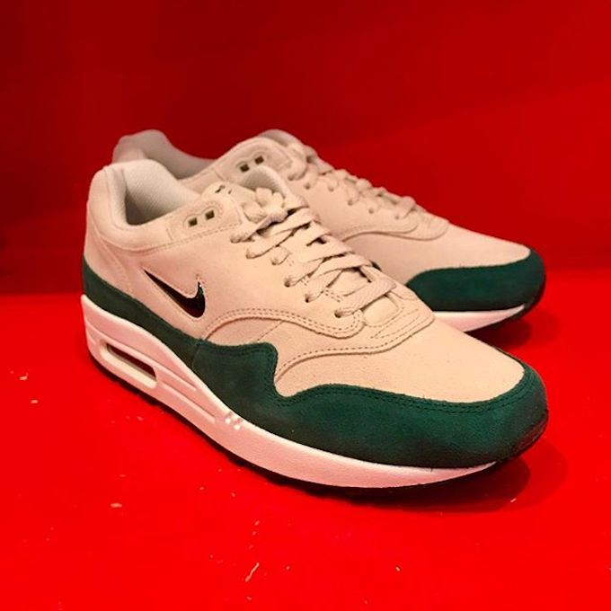 rumoured release of Air Max 1 SC Jewel