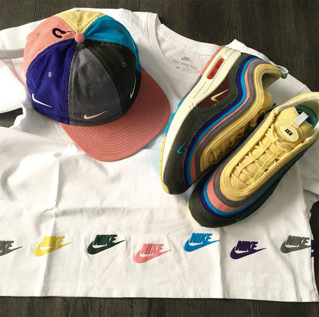 71df2e68d8 Nike x Sean Wotherspoon AM97/1 | Sneakers ER