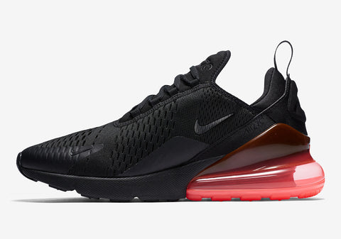 f0771a9dd292 The Air Max 270 Hot Punch is scheduled for release tomorrow (Thursday 1st  February) at Nike and various other online retailers.