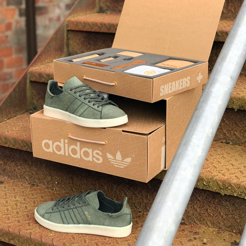 adidas x Sneakers ER x Charles F. Stead Originals Crafted