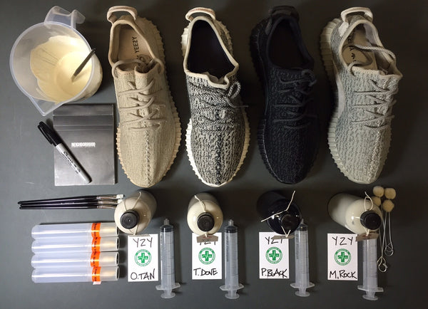 Yeezy Collection 4 Pack Premium Midsole Paint Pens
