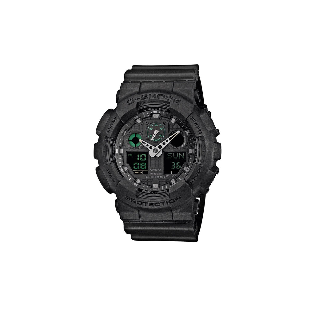 Casio G-shock watch GA-100MB-1AER