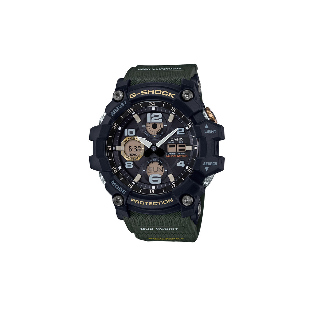 Casio G-shock Mudmaster watch GWG-100-1A3ER