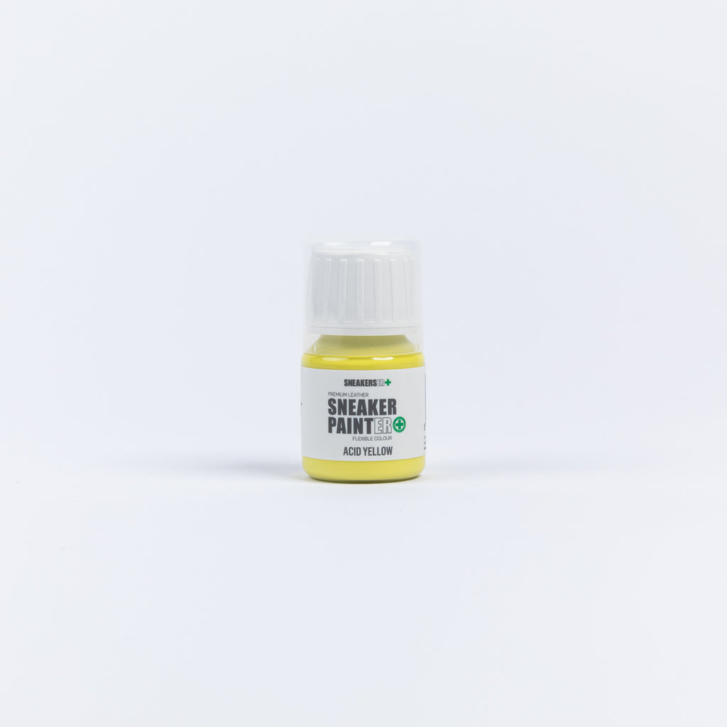 SNEAKERS ER PREMIUM SNEAKER PAINTER PAINT 30ml ACID YELLOW