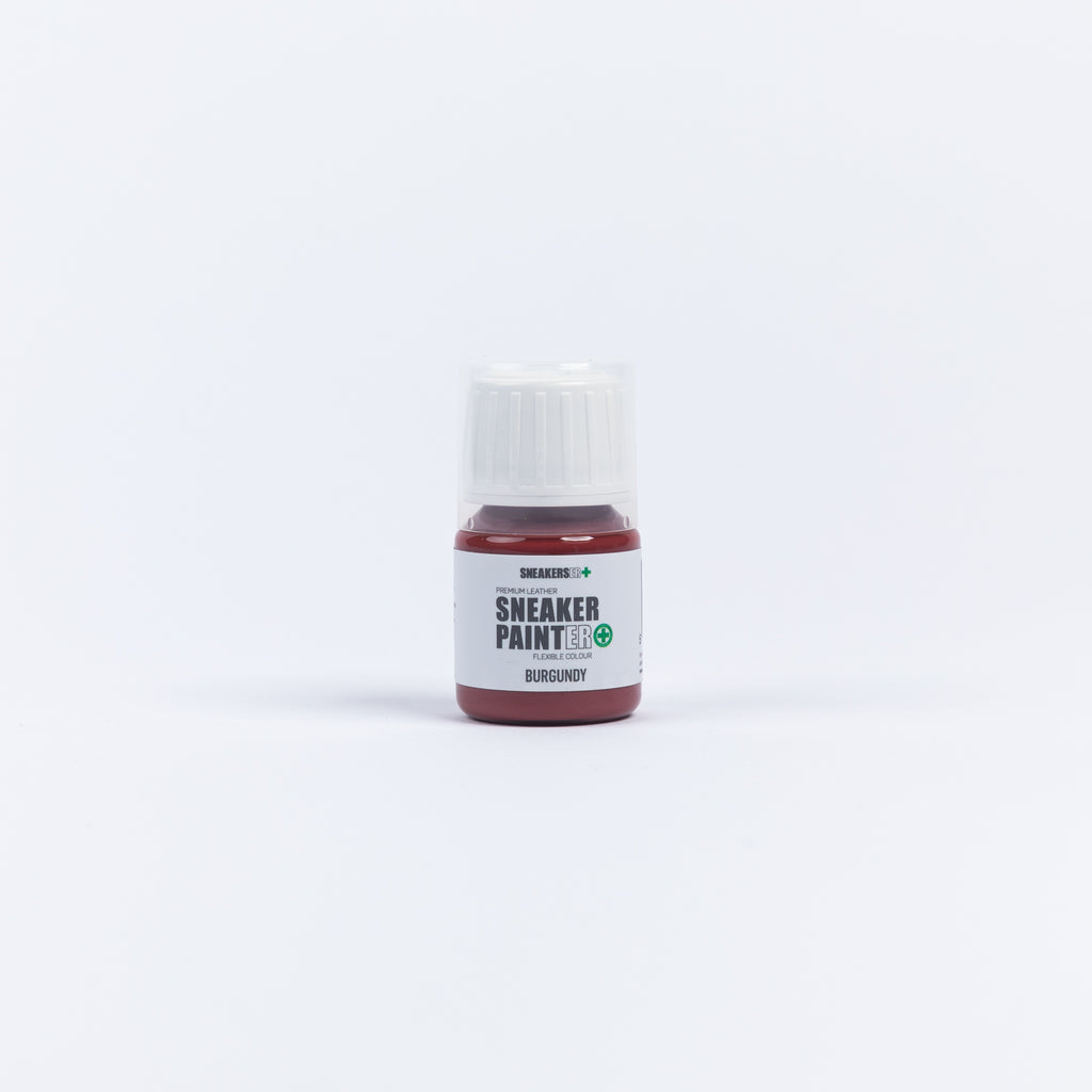 SNEAKERS ER PREMIUM SNEAKER PAINTER PAINT 30ml BURGUNDY