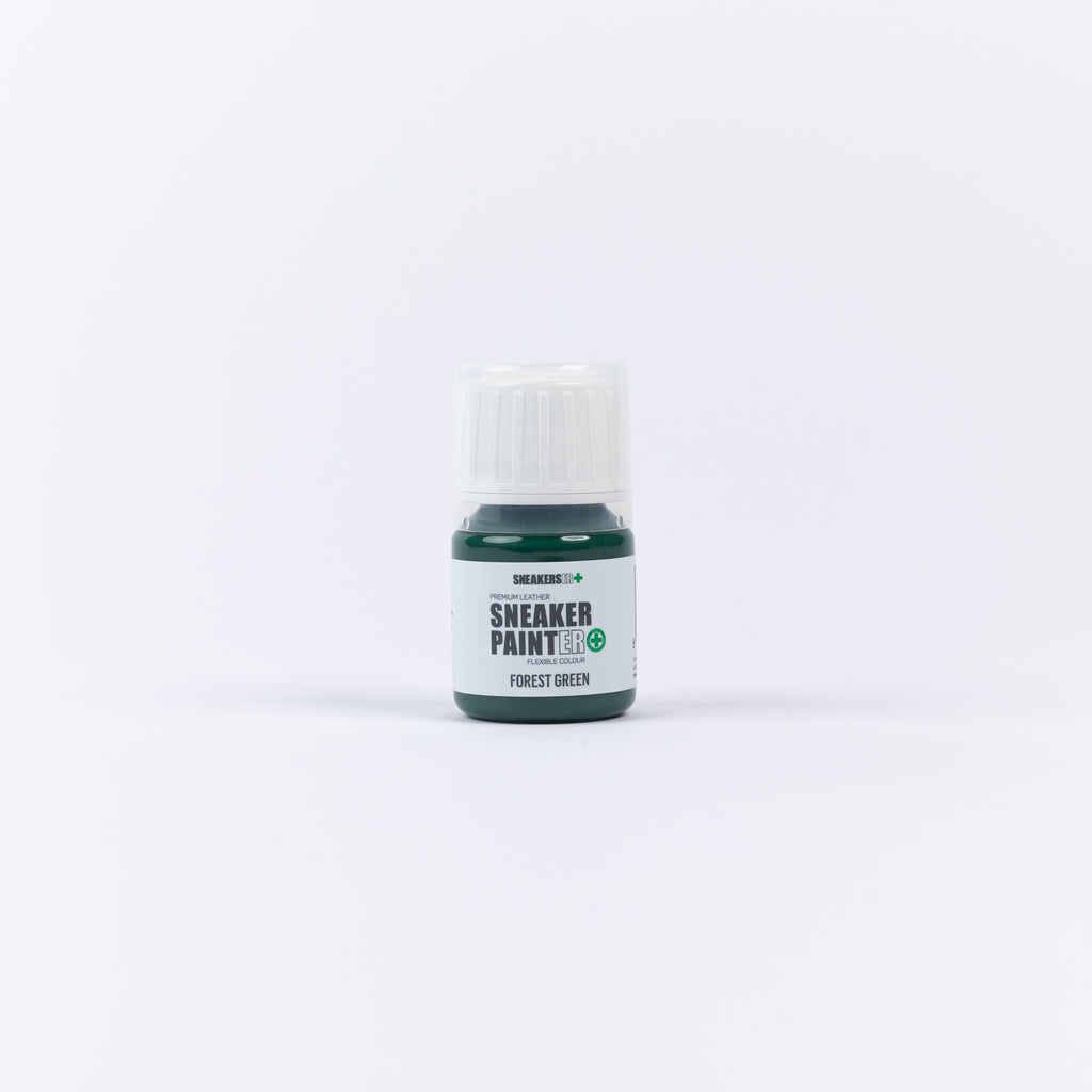 SNEAKERS ER PREMIUM SNEAKER PAINTER PAINT 30ml FOREST GREEN