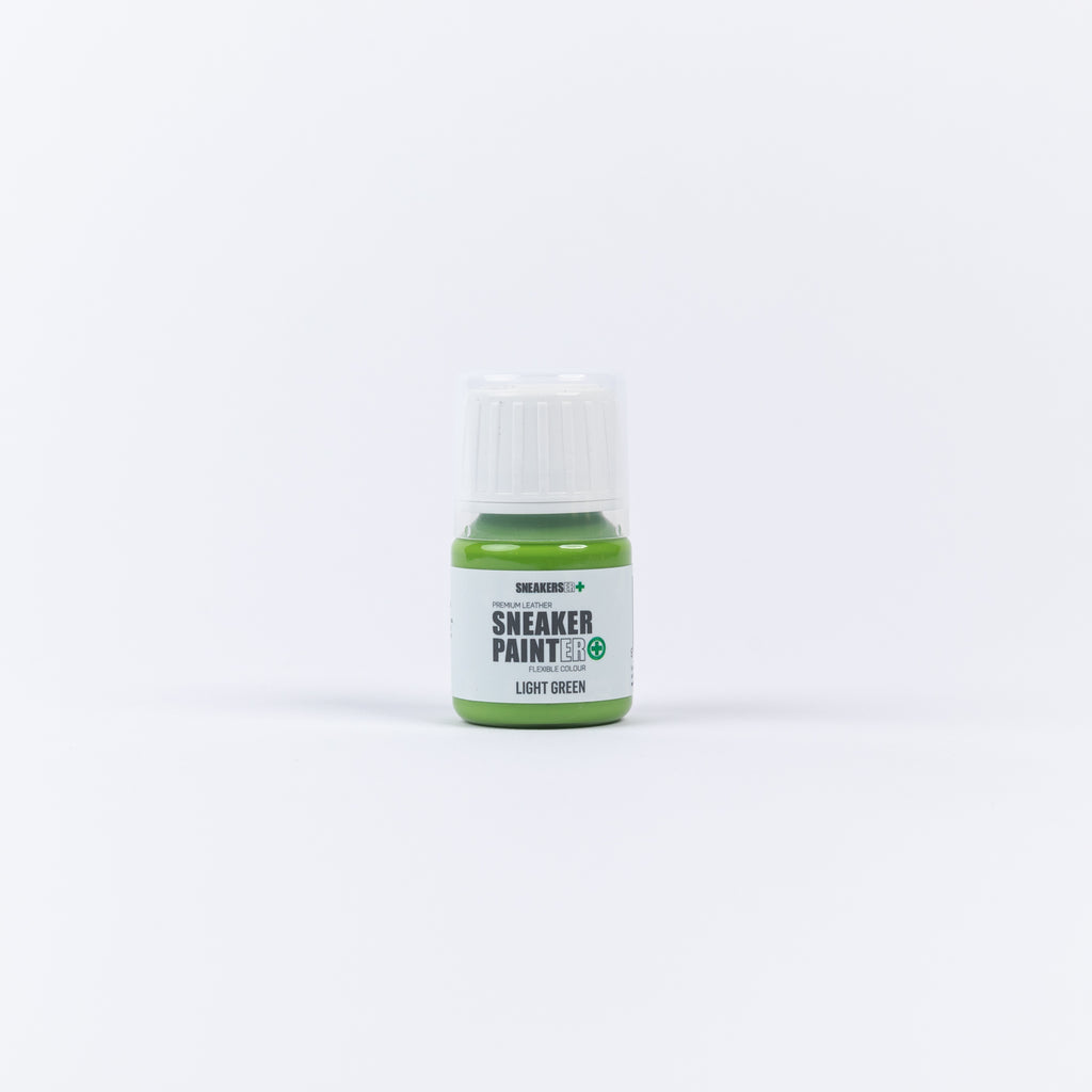 SNEAKERS ER PREMIUM SNEAKER PAINTER PAINT 30ml LIGHT GREEN